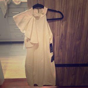 Perfect bridal shower or rehearsal dinner dress